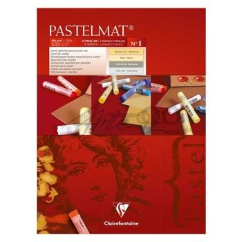 Blocco Pastelmat N.1